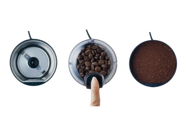 電動 ミル グラインダー ドリップ メリタ 珈琲 コーヒー melitta coffee rayes レイエス スクエア ダブルウォールグラス