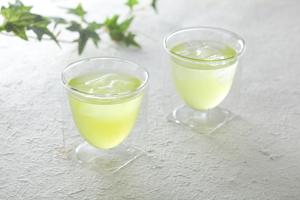 敬老の日 おすすめ セレクション お茶 緑茶 レイエスダブルウォールグラス