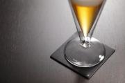 ビールグラス ビアグラス コースター rayes レイエスダブルウォールグラス