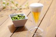 ビールグラス ビアグラス 枝豆 夏 rayes   レイエスダブルウォールグラス