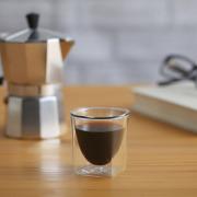 エスプレッソ 喫茶店 rayes レイエス ダブルウォールグラス