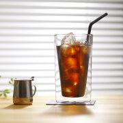 アイスコーヒー rayes レイエス ダブルウォールグラス
