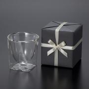 誕生日プレゼントbirthday present rayes レイエス ダブルウォールグラス