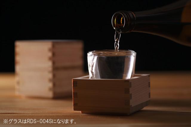 升酒 枡 重箱 rayes レイエス ダブルウォールグラス