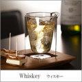 whiskey ウィスキーグラス ロックグラス  rayes レイエスダブルウォールグラス